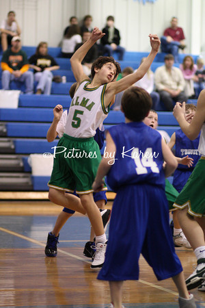 TJH 7th Grade Boys vs Alma (1st Game)