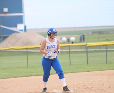 West Lyon softball versus SIoux Center 6-19-19
