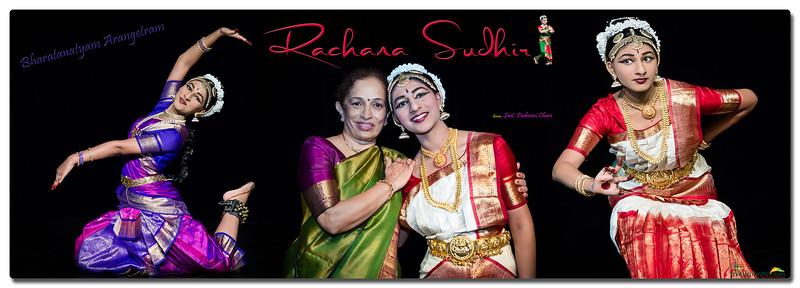 Rachana's Bharatanatyam Arangetram 2019