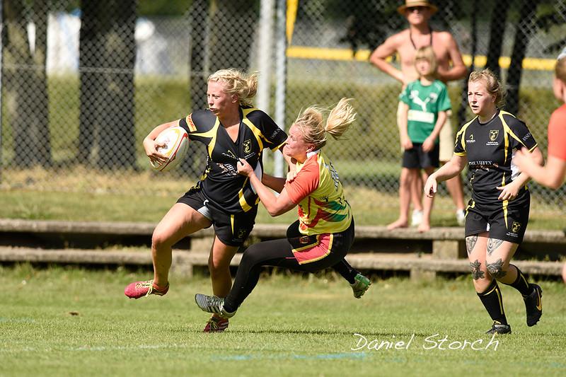 Skane Ladies vs Sthlm Exiles 29.08.2015