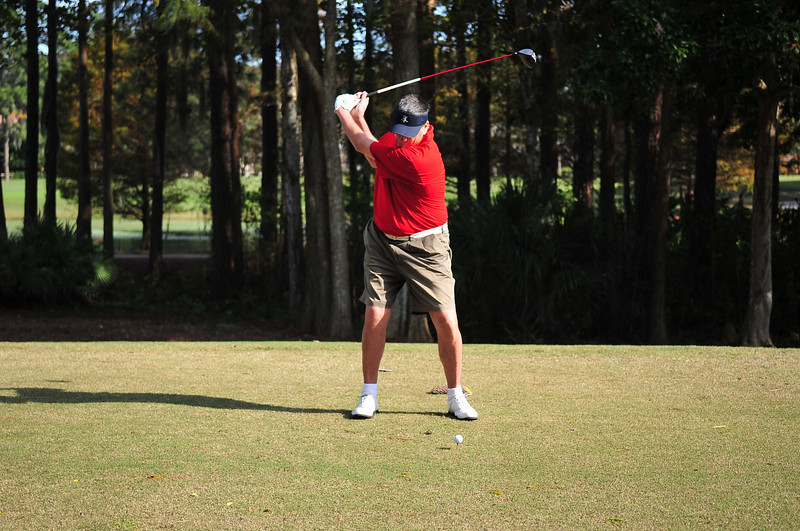 Wesley's Golf Swing Sequence