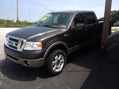 2006 Ford King Ranch F150