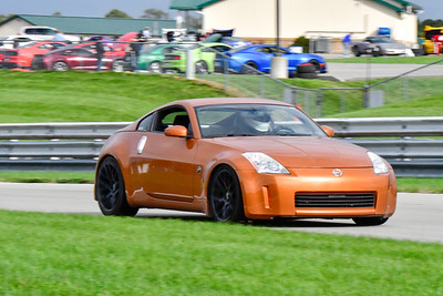 2020 SCCA TNiA Pitt Race Sept 30 Nov Copper NISSAN