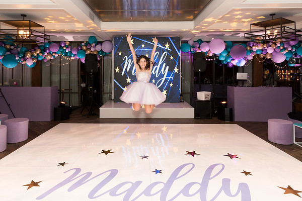 Maddy's Bat Mitzvah - Wilshire Blvd Temple - Baltaire Brentwood