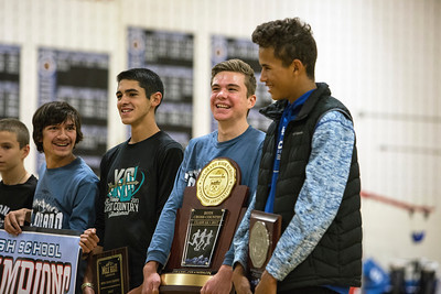 2017 Lyons High School State Championships Celebration