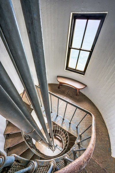 The Way Down, Point Arena Lighthouse