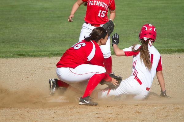 Goshen vs. Plymouth Softball