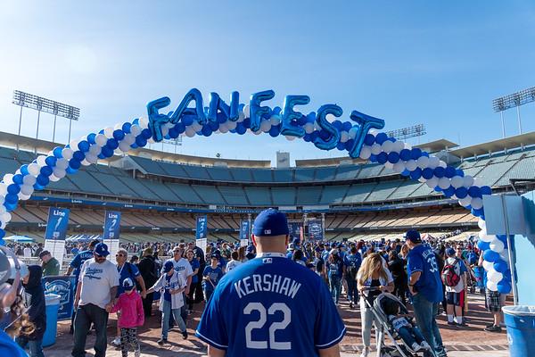 2019 Dodgers Fan Fest