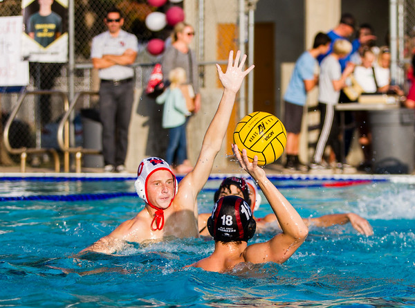 Mt. Whitney vs Tulare Western Boys Water Polo