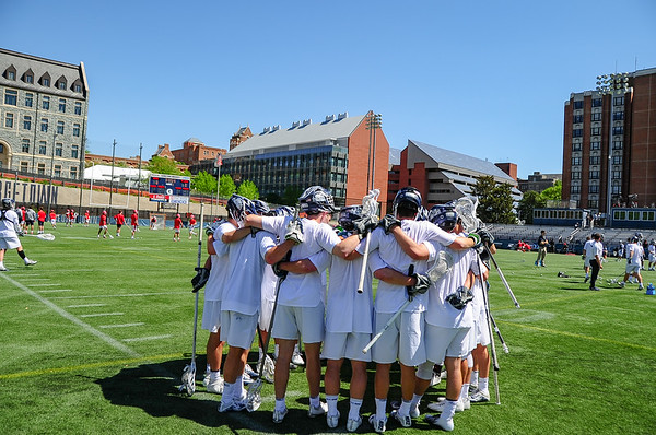 Georgetown Hoyas vs. St. John's Men's Lacrosse 4-27-19