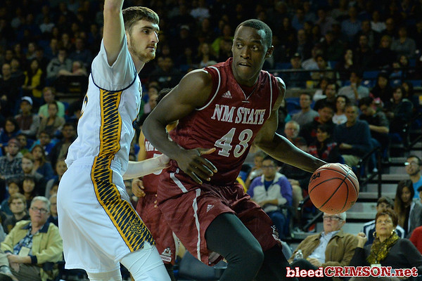 New Mexico State vs. UC Irvine (01-02-16)