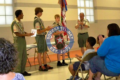 Troop 303 Court of Honor