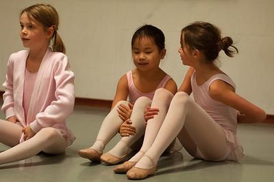 Klassiek Ballet 9-10 jaar