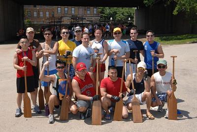 4-26-2009 AQUA Dragon Boat Practice
