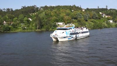 Douro River Boats Portugal