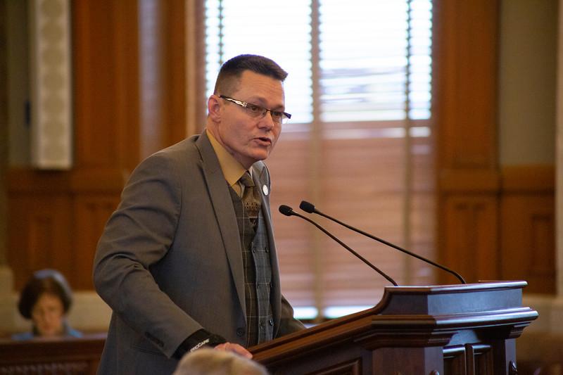 Representative Eric Smith