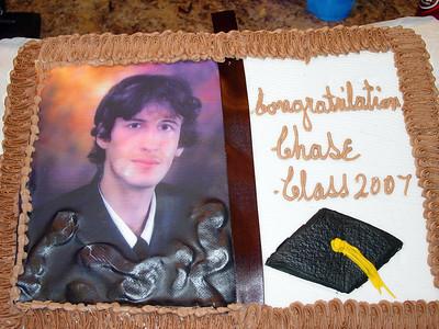 Chase's 2007 Graduation Crawfish Boil Celebration