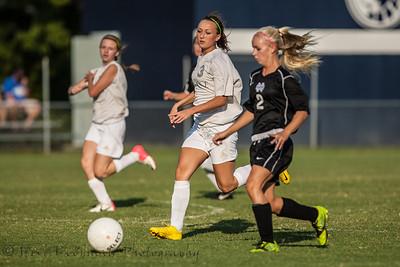 2012 PHS JV Girls Soccer vs N. Oldham