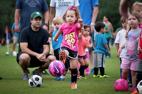 Tots Revolution Soccer