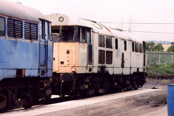 31411 at Barrow Hill