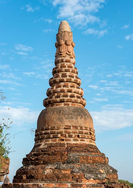 Bulethi Pagoda, Bagan