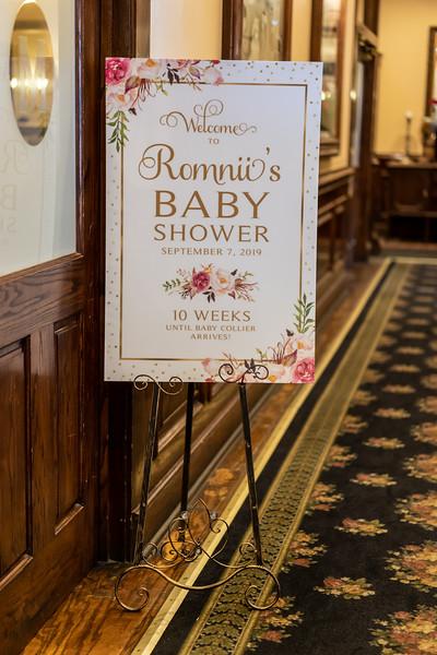 Rya's Baby Shower