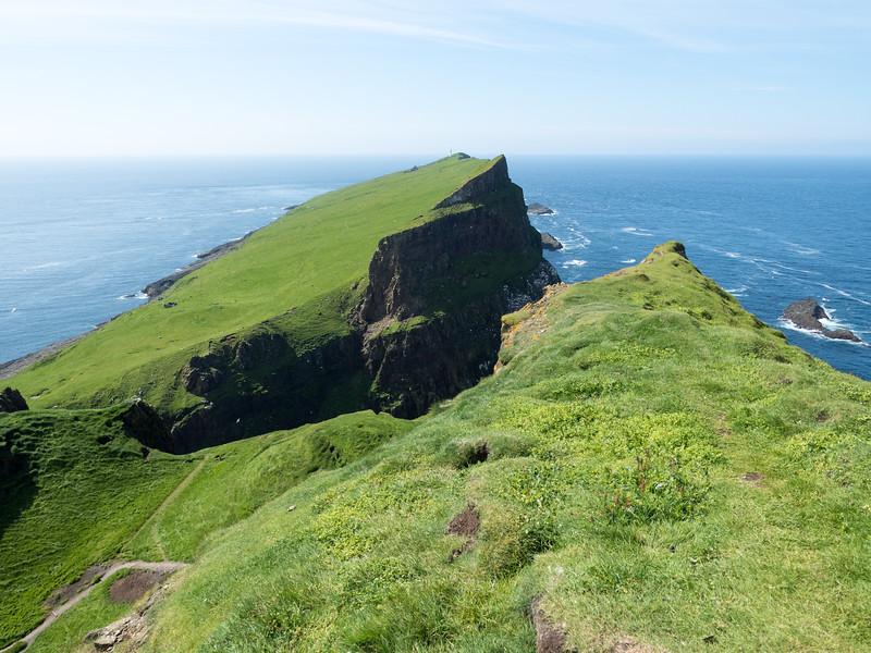 Mykines in the Faroe Islands