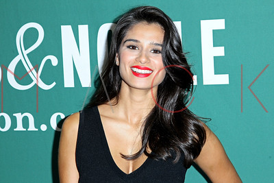 New York, NY - May 02 2016:  Diane Guerrero In Conversation With Maria Hinojosa event at Barnes & Noble Union Square.