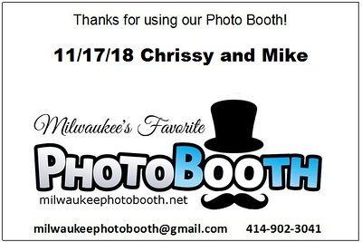 11/17/18 Chrissy and Mike