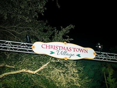 Christmas Town--Busch Gardens