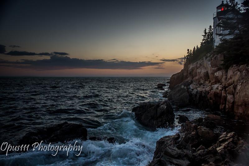 9- Bass Harbor Lighthouse, Maine.JPG