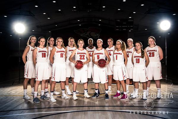 CU Women's Basketball 2017