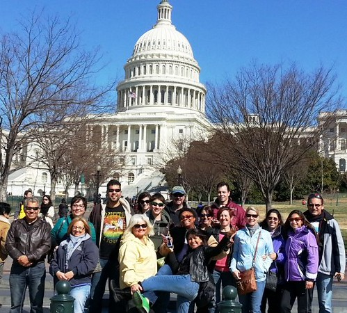 FIT ADVENTURES IN WASHINGTON DC! WOO HOO! )
