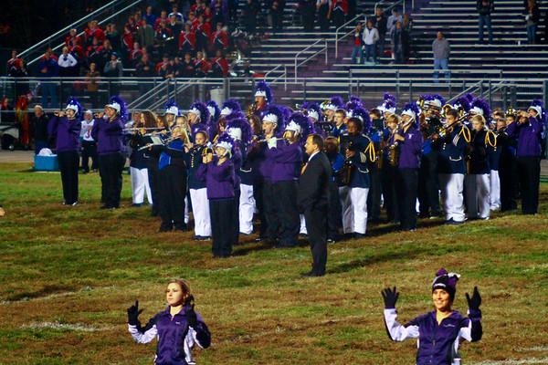2012 Dupont Middle School Band @ Riverside