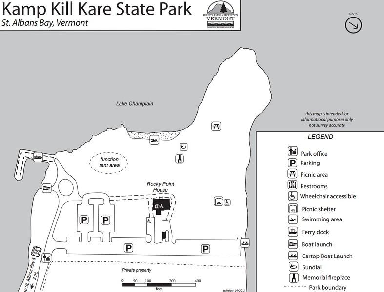 Kamp Kill Kare State Park