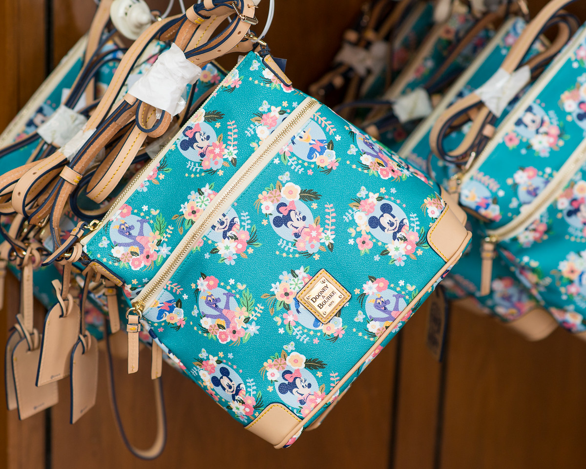 Dooney & Bourke Disney Shoulder Bag - Epcot Flower & Garden Festival 2016