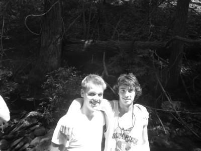 Fall Hike Big Soddy Creek