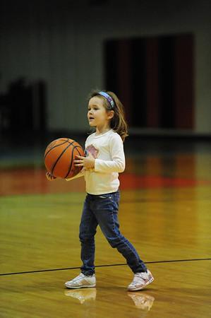 Girls 7th grade basketball 2011-12