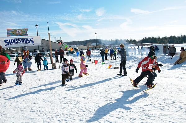 Snow Shoe Race 1/30/10