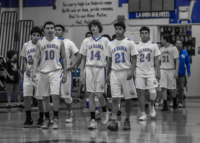 LHHS JV Vs Whittier Christian 12-21-17