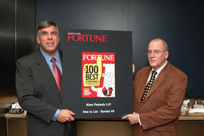 Fortune Top 100 Celebration