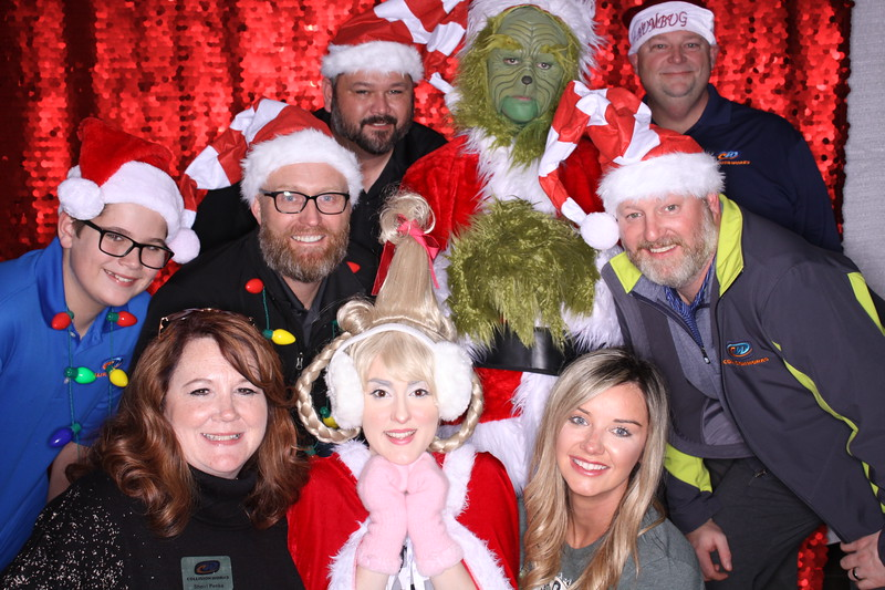 Merry Grinch-mas from Collision Works