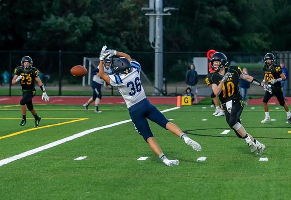 Set five: Second quarter, Vashon Island High School Football v Sultan 09/06/2019