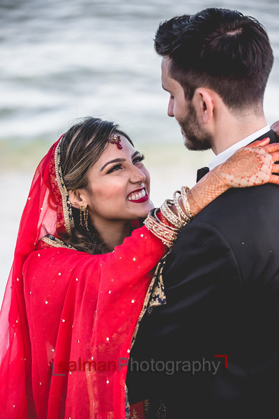 Shahiqa and Abdul