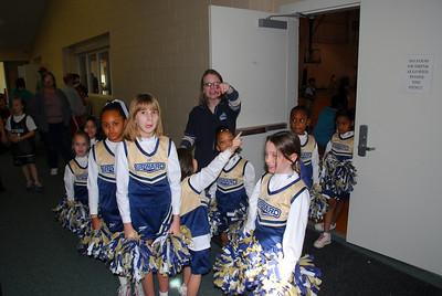 2007 12 Upward Basketball & Cheerleaders