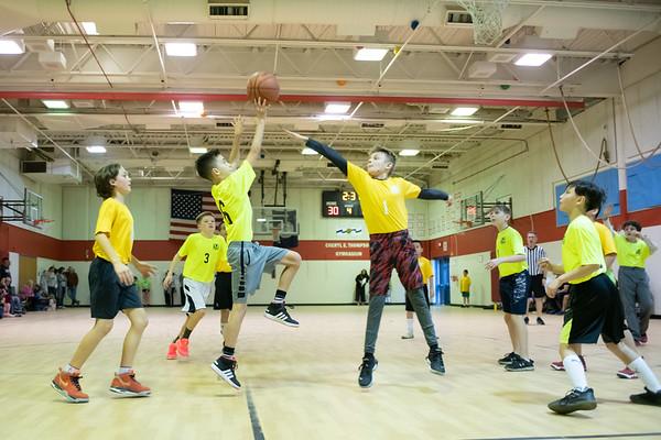 Mantua Basketball 2020