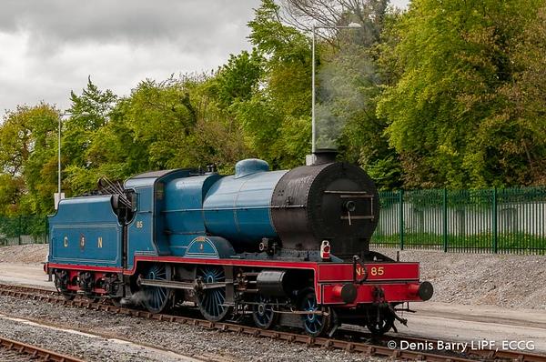 Steam Trains, Mallow - 13/05/2018