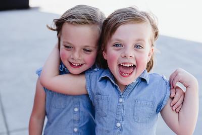 Haylee & Grace