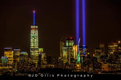 WTC Tribute - 2015