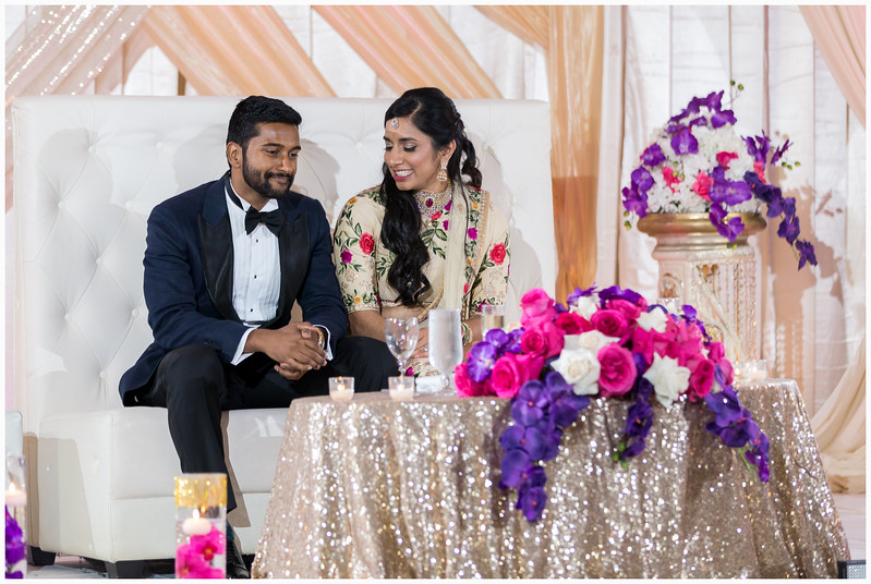 Pavan & Mahitha Reception